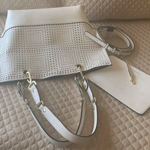 Almost New! Calvin Klein Sonoma Reversible Tote